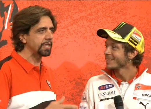 Ducati GP12 di Valentino Rossi svelata lunedì 19 marzo - Foto 18 di 21