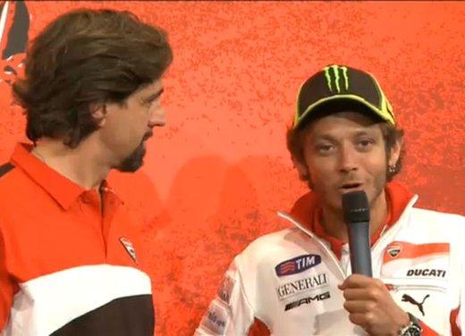 Ducati GP12 di Valentino Rossi svelata lunedì 19 marzo - Foto 19 di 21