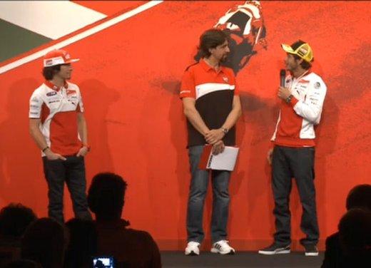 Ducati GP12 di Valentino Rossi svelata lunedì 19 marzo - Foto 20 di 21