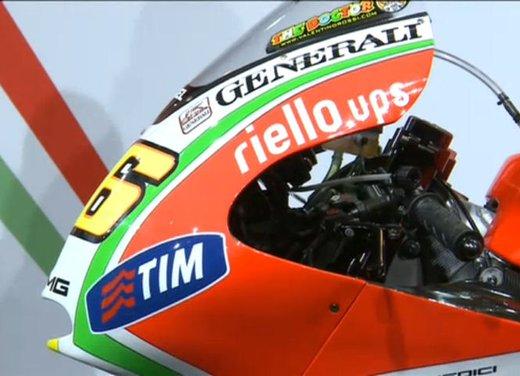 Ducati GP12 di Valentino Rossi svelata lunedì 19 marzo - Foto 5 di 21