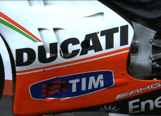 Ducati GP12 di Valentino Rossi svelata lunedì 19 marzo - Foto 6 di 21