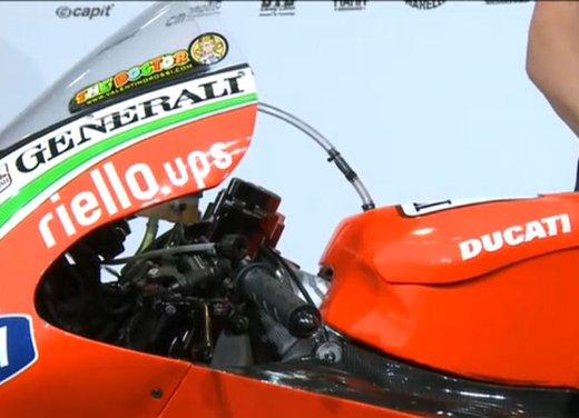 Ducati GP12 di Valentino Rossi svelata lunedì 19 marzo - Foto 21 di 21