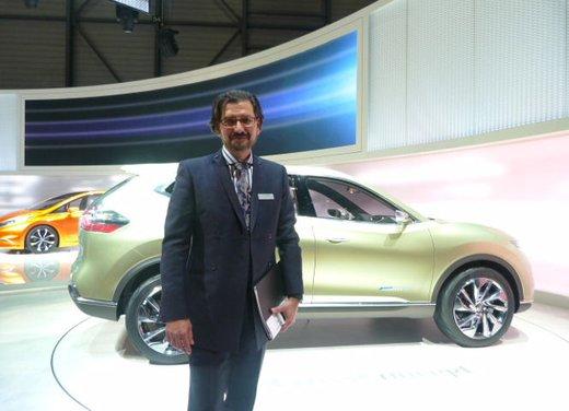 Infomotori incontra a Ginevra Victor Nacif, Vice Presidente Design Nissan Europe - Foto 2 di 13