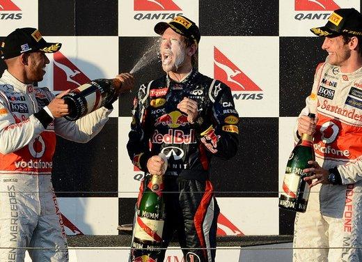 F1 Gp di Australia 2012: la pagella di Infomotori - Foto 3 di 16