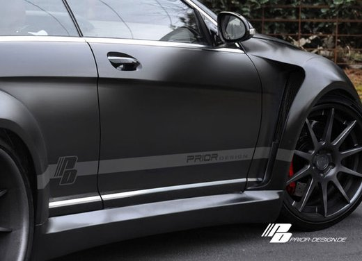 Mercedes CL Black Edition by Prior Design - Foto 1 di 11