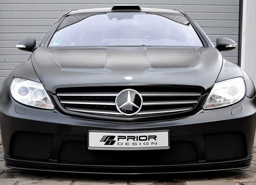 Mercedes CL Black Edition by Prior Design - Foto 2 di 11