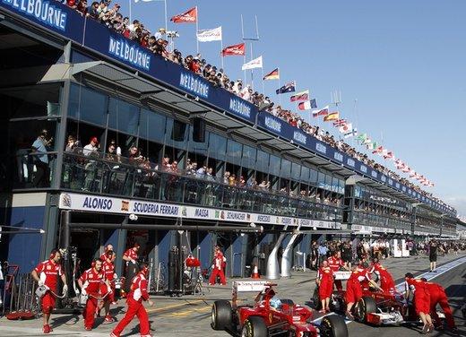 F1 GP Malesia 2012: orari TV della seconda gara di Formula 1 - Foto 12 di 24
