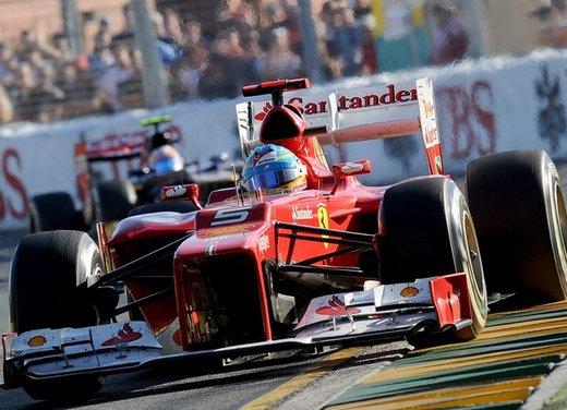 F1 GP Malesia 2012: orari TV della seconda gara di Formula 1 - Foto 15 di 24