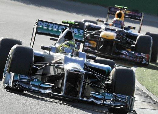 F1 GP Malesia 2012: orari TV della seconda gara di Formula 1 - Foto 16 di 24