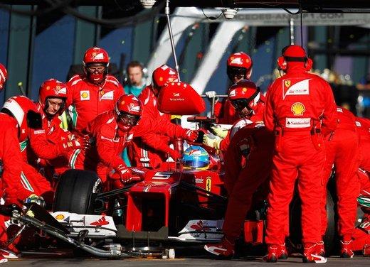 F1 GP Malesia 2012: orari TV della seconda gara di Formula 1 - Foto 20 di 24