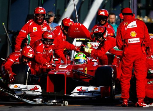 F1 GP Malesia 2012: orari TV della seconda gara di Formula 1 - Foto 21 di 24