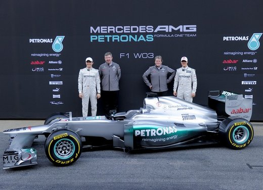 Formula1: classifica costruttori 2012 - Foto 53 di 74