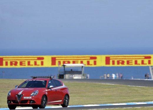 Alfa Romeo Giulietta Safety Car ufficiale Superbike 2012 - Foto 8 di 10