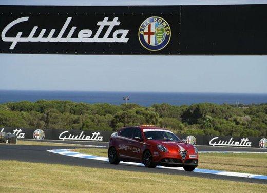 Alfa Romeo Giulietta Safety Car ufficiale Superbike 2012 - Foto 1 di 10