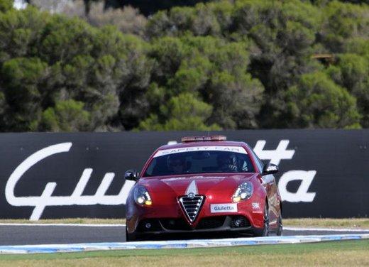 Alfa Romeo Giulietta Safety Car ufficiale Superbike 2012 - Foto 2 di 10