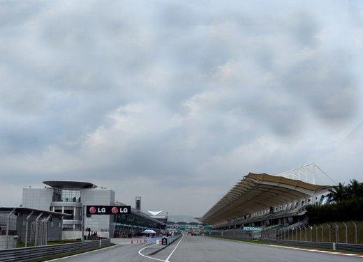 F1 GP Malesia 2012: orari TV della seconda gara di Formula 1 - Foto 2 di 24