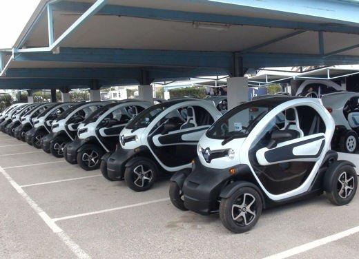 Renault Twizy provata su strada a Ibiza - Foto 2 di 33