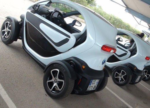 Renault Twizy provata su strada a Ibiza - Foto 4 di 33