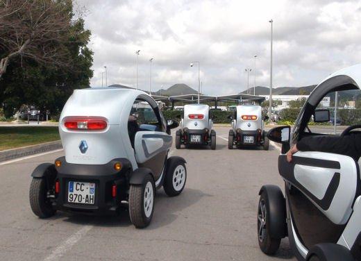 Renault Twizy provata su strada a Ibiza - Foto 5 di 33
