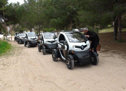 Renault Twizy provata su strada a Ibiza - Foto 16 di 33