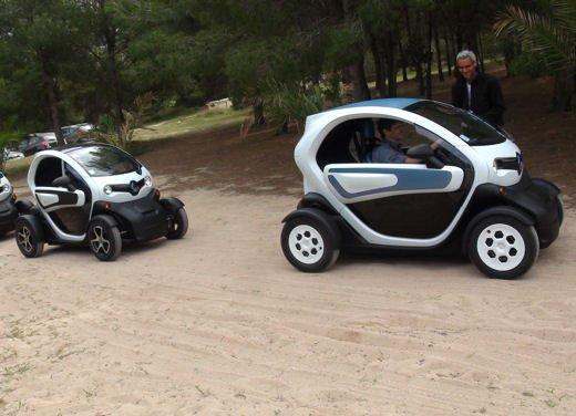 Renault Twizy provata su strada a Ibiza - Foto 18 di 33