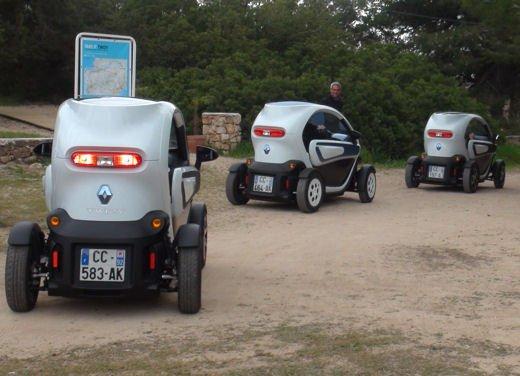 Renault Twizy provata su strada a Ibiza - Foto 20 di 33
