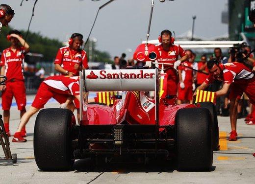 F1 GP Malesia 2012: Alonso sesto, Hamilton il più veloce nelle prove libere - Foto 7 di 24