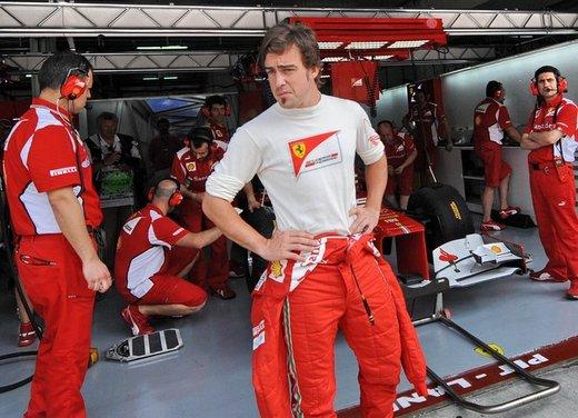 F1 GP Malesia 2012: Alonso sesto, Hamilton il più veloce nelle prove libere - Foto 9 di 24