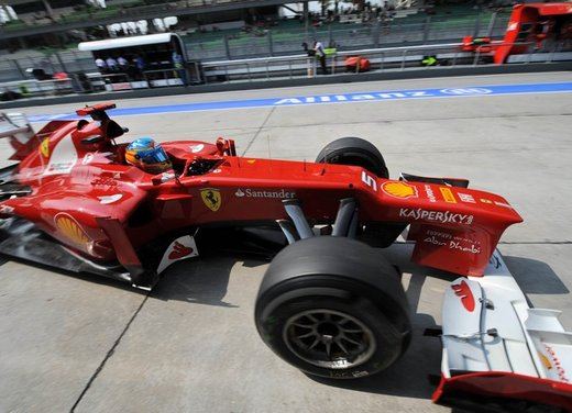 F1 GP Malesia 2012: commenti della Ferrari dopo le prove libere - Foto 8 di 12