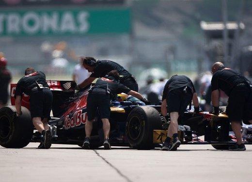 F1 GP Malesia 2012: Alonso sesto, Hamilton il più veloce nelle prove libere - Foto 21 di 24