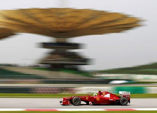 F1 GP Malesia 2012: commenti della Ferrari dopo le prove libere - Foto 1 di 12