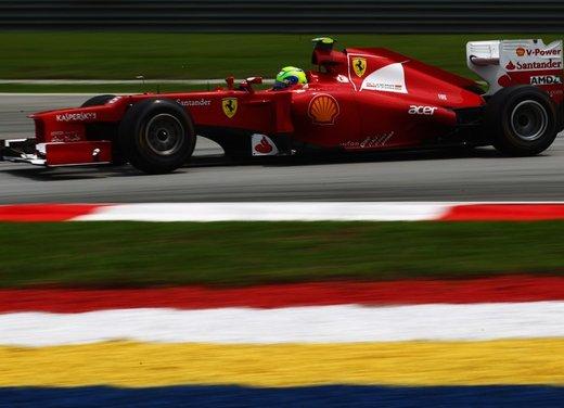 F1 GP Malesia 2012: commenti della Ferrari dopo le prove libere - Foto 2 di 12