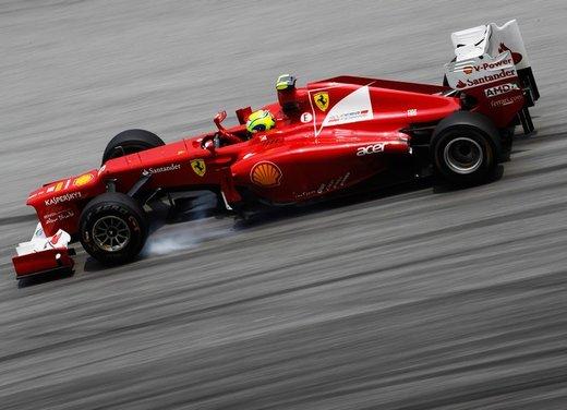 F1 GP Malesia 2012: commenti della Ferrari dopo le prove libere - Foto 3 di 12