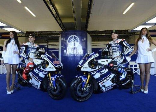 Yamaha YZR M1 MotoGP 2012