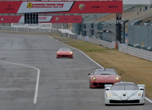 Ferrari 599XX Evolution, il debutto in pista - Foto 18 di 25