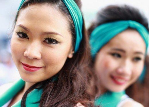 F1 GP Malesia 2012: le ragazze in griglia di partenza - Foto 9 di 24