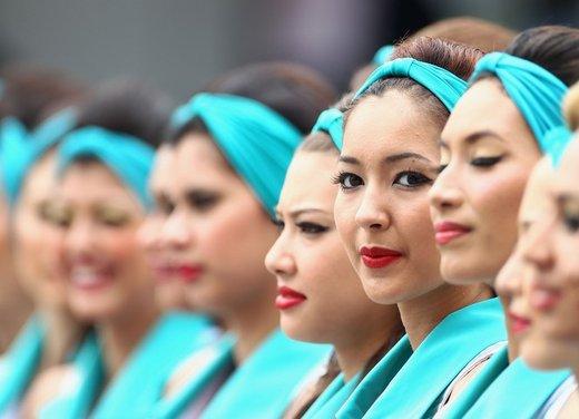 F1 GP Malesia 2012: le ragazze in griglia di partenza - Foto 12 di 24