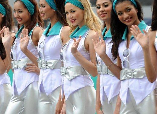 F1 GP Malesia 2012: le ragazze in griglia di partenza - Foto 13 di 24