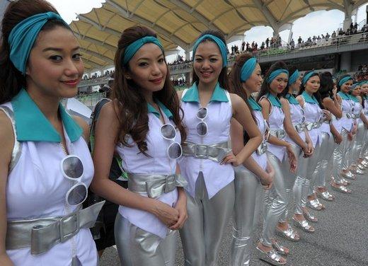 F1 GP Malesia 2012: le ragazze in griglia di partenza - Foto 16 di 24