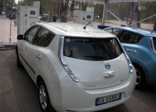Nissan Leaf Autonomous Drive si guida da sola - Foto 4 di 28