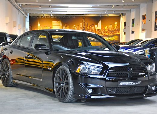Dodge Charger SRT8 by Geiger Cars - Foto 8 di 12