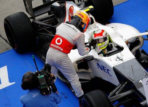 F1 GP Malesia 2012: Sergio Perez secondo per ordine del box Ferrari? - Foto 5 di 24