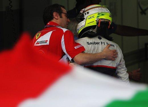 F1 GP Malesia 2012: Sergio Perez secondo per ordine del box Ferrari? - Foto 3 di 24