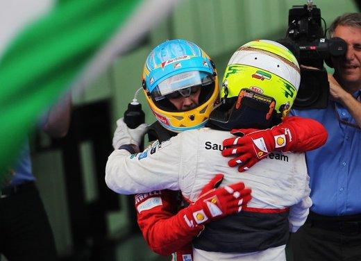 F1 GP Malesia 2012: Sergio Perez secondo per ordine del box Ferrari? - Foto 9 di 24