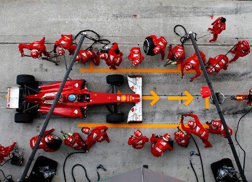 F1 GP Malesia 2012: Sergio Perez secondo per ordine del box Ferrari? - Foto 12 di 24