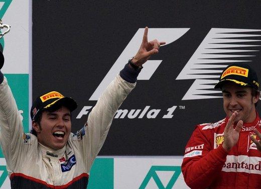 F1 GP Malesia 2012: Sergio Perez secondo per ordine del box Ferrari? - Foto 10 di 24