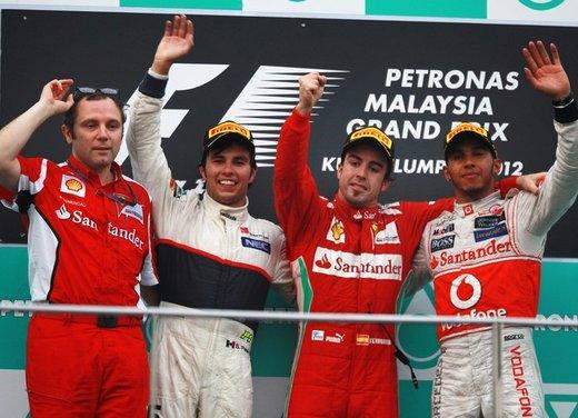 F1 GP Malesia 2012: Sergio Perez secondo per ordine del box Ferrari? - Foto 1 di 24