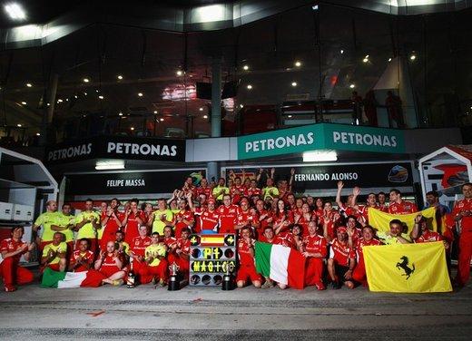 F1 GP Malesia 2012: Sergio Perez secondo per ordine del box Ferrari? - Foto 2 di 24