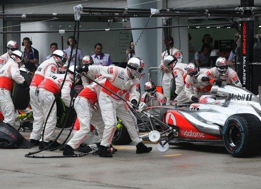 F1 GP Malesia 2012: Sergio Perez secondo per ordine del box Ferrari? - Foto 14 di 24