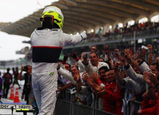F1 GP Malesia 2012: Sergio Perez secondo per ordine del box Ferrari? - Foto 8 di 24